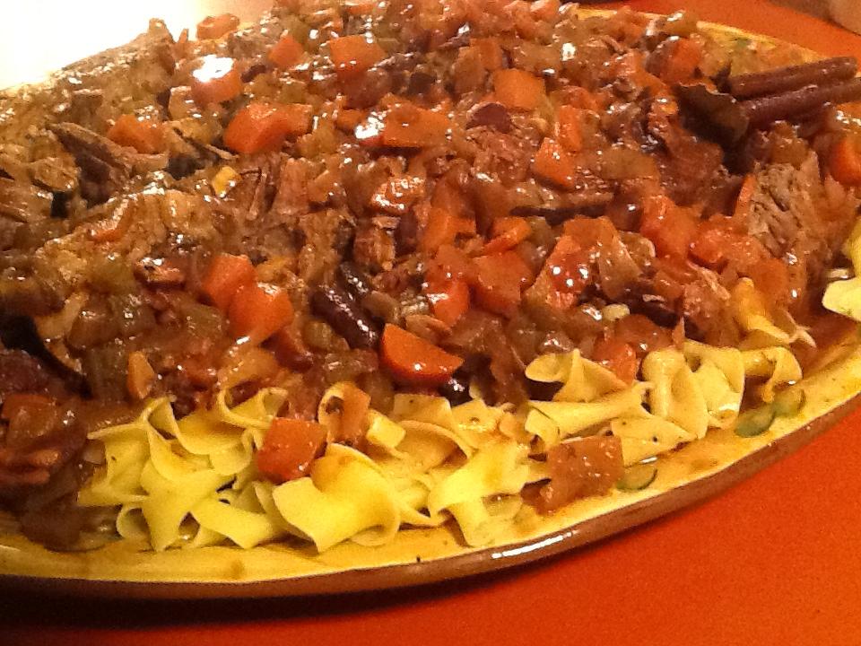 Italian Style Pot Roast | My Kitchen Memories