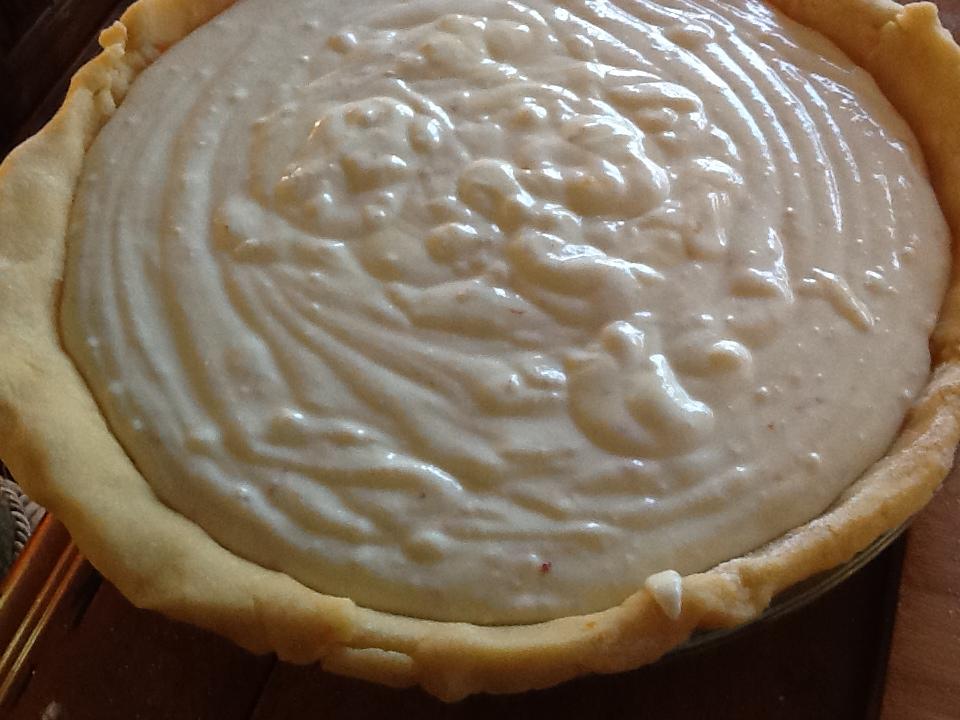 Easter Sweet Ricotta Pie   My Kitchen Memories
