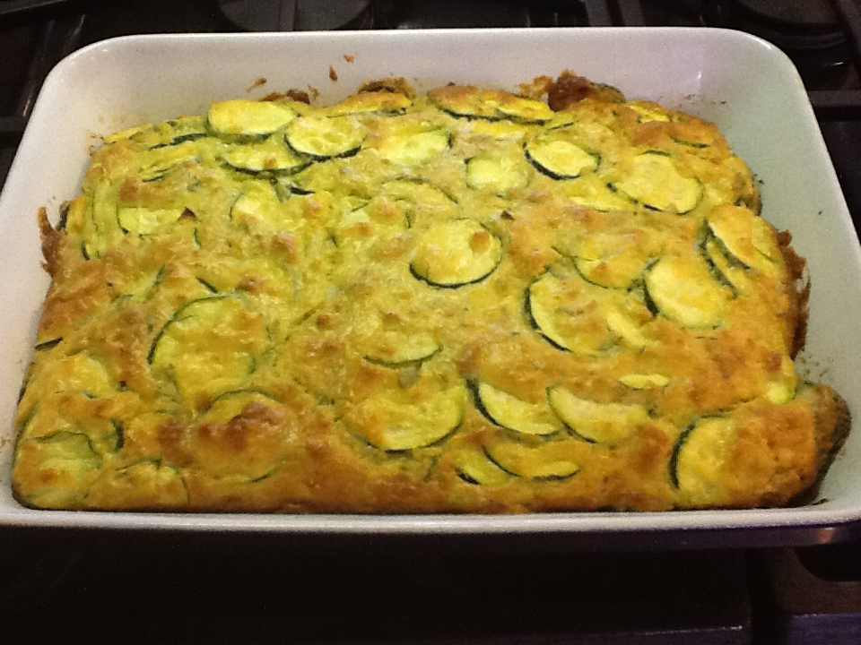 "Zucchini Appetizer (""From the Kitchen of Sandy"") 
