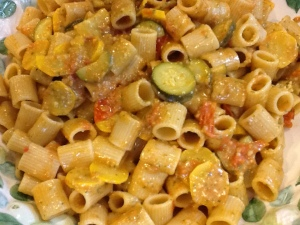 poolside pasta *?
