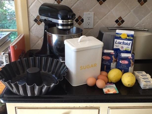 lemon cake ingredients
