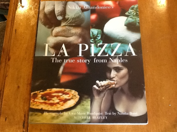 pizza cookbook