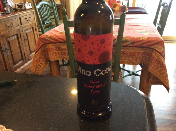 peppers vino cotto