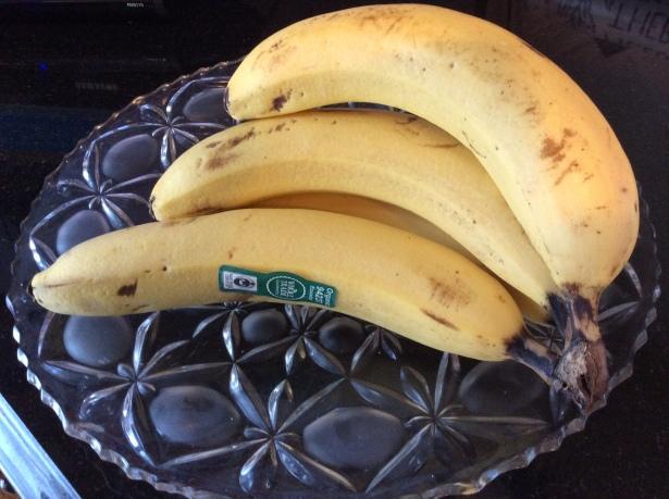 flourless muffins bananas
