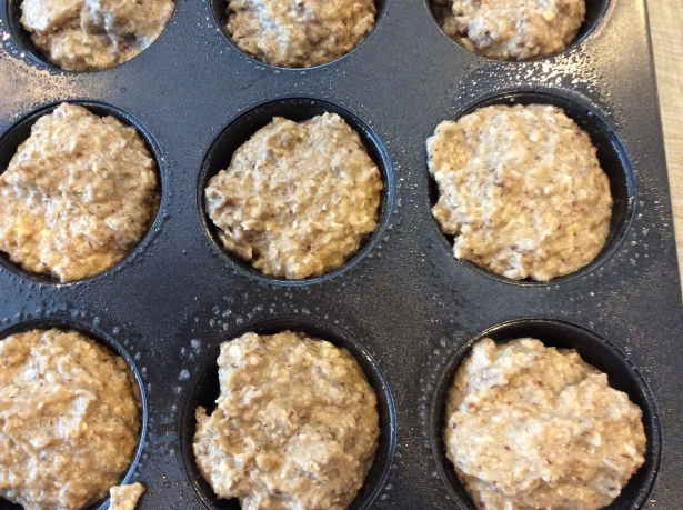 flourless muffins pan 2
