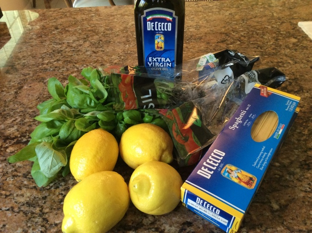 al limone ingredients