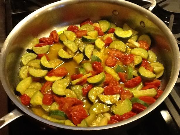 spaghetti squash tomato:zucchini2