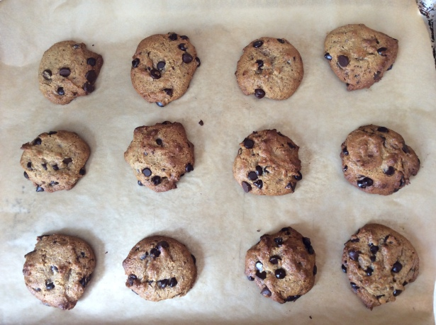 CC cookies baked 2