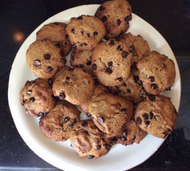 CC cookies plated 1