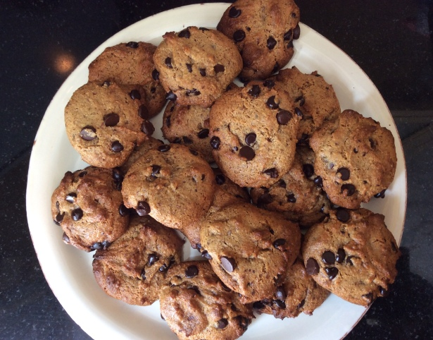 CC cookies plated 2*