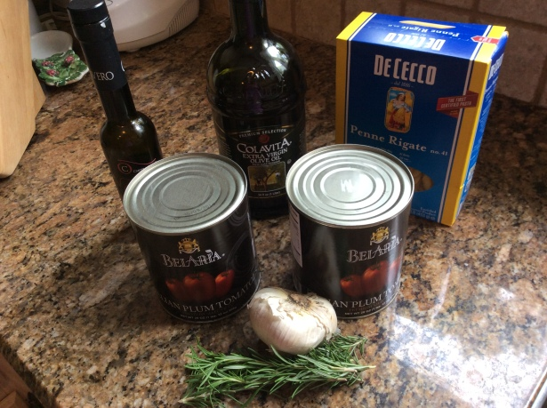 rosemary sauce ingredients