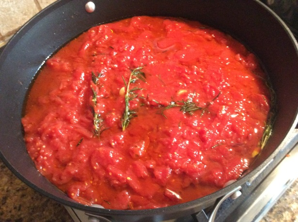 rosemary sauce pan 2