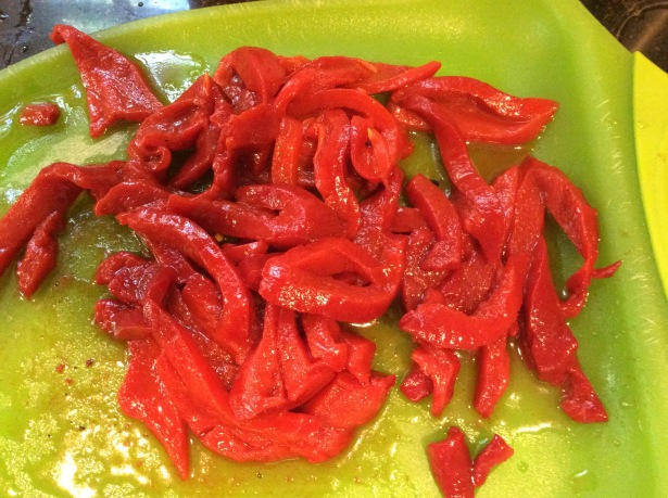 brisket peppers