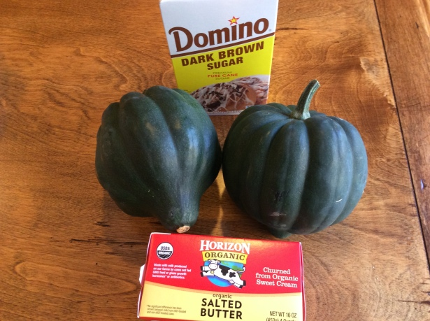 acorn squash ingredients
