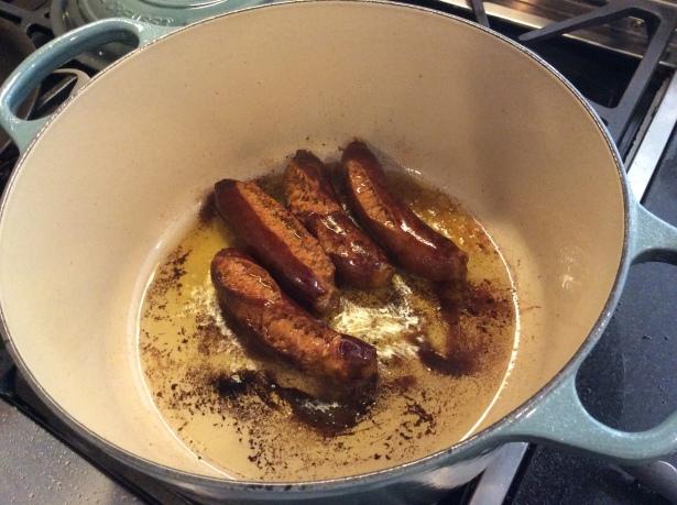 chard soup sausage