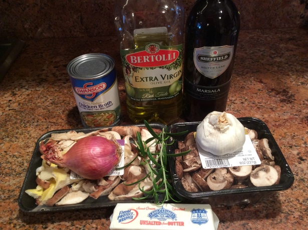 veal marsala ingredients