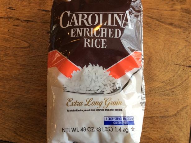 croquettes rice