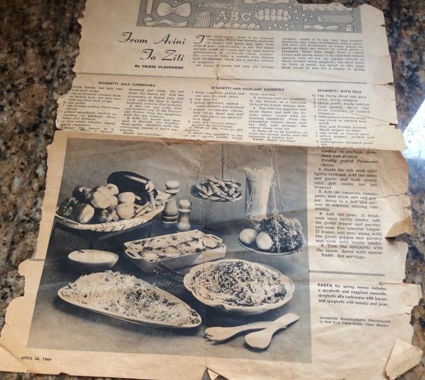 craig recipe
