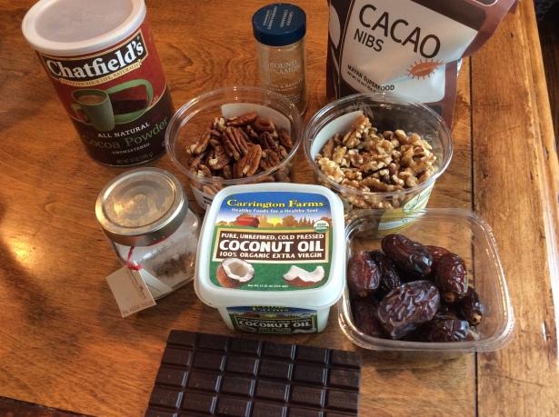 truffles ingredients