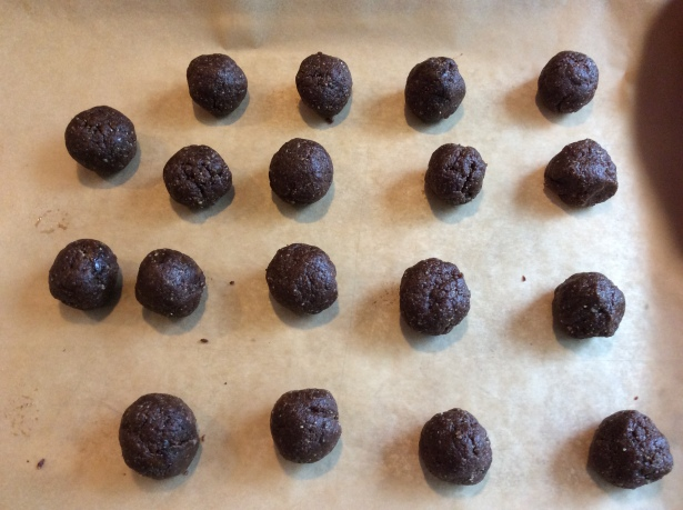 truffles on parchment 1
