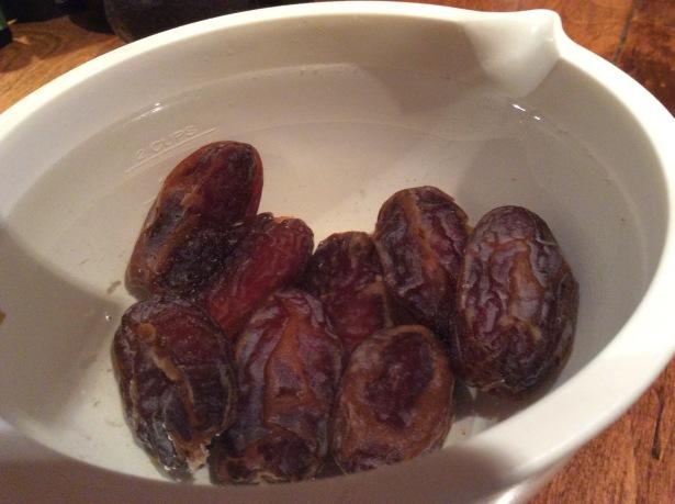 mousse dates