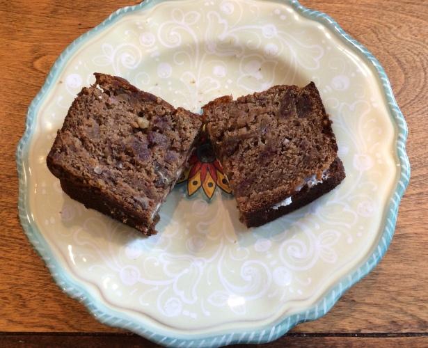 date:nut loaf sandwich **?