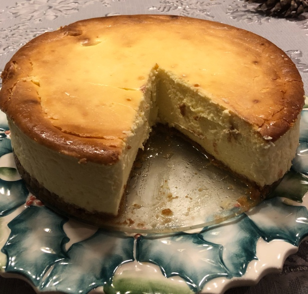 cheesecake baked***