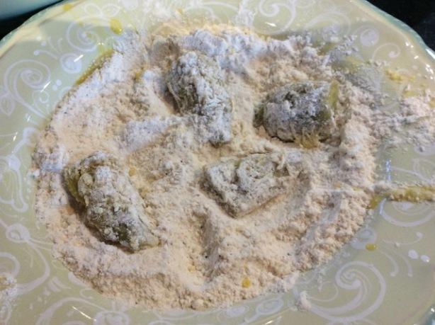fried artichokes in flour2