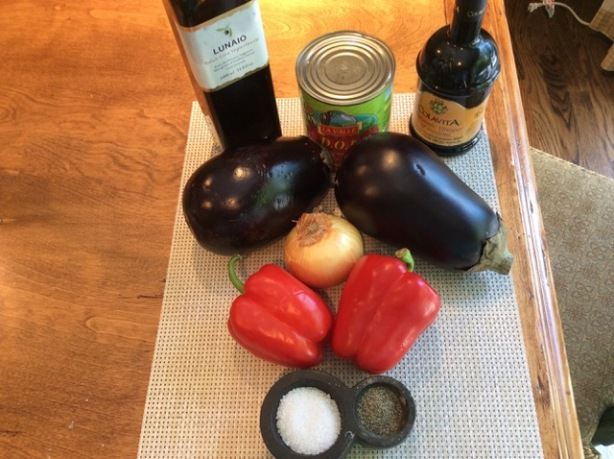 Marianna's ingredients