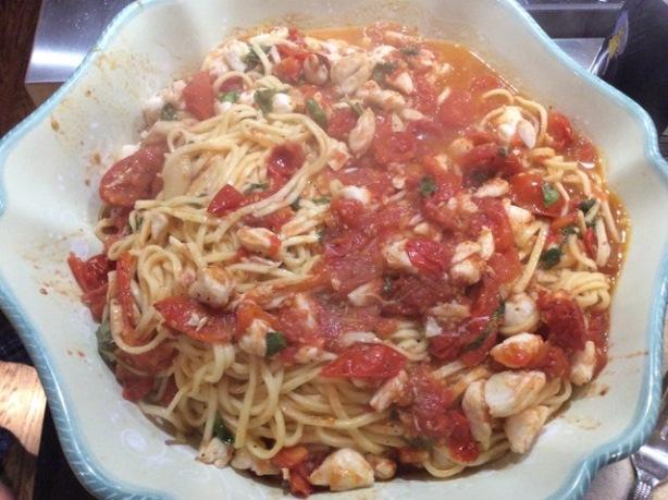 crab sauce bowl 2