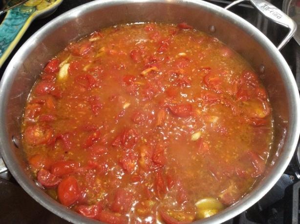 crab sauce pan 3