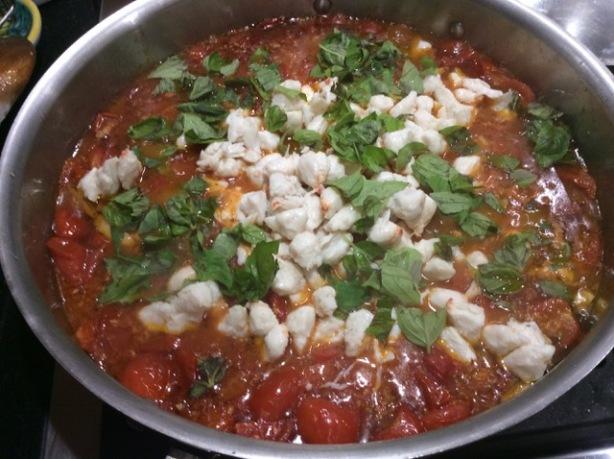 crab sauce pan 4