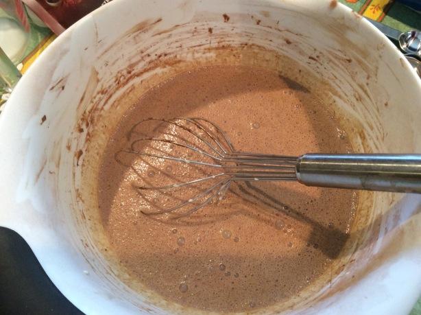 ice cream mixture 1